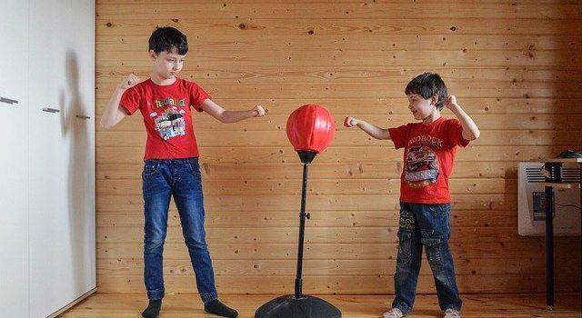 Czego boks uczy dzieci