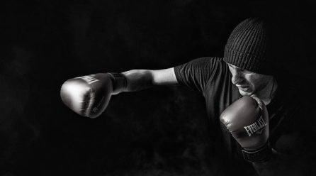 Jaki trening bokserski w domu?