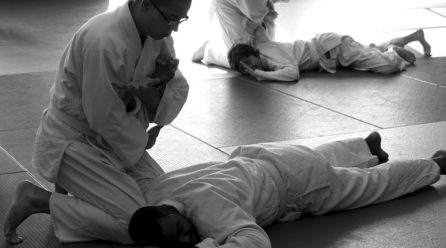 Początki aikido